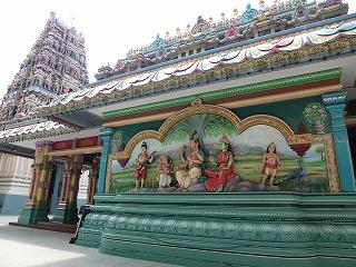 templo hindu KL 8