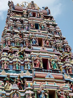 templo hindu KL 9