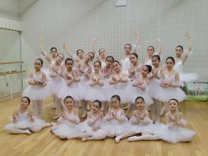 バレエ集合
