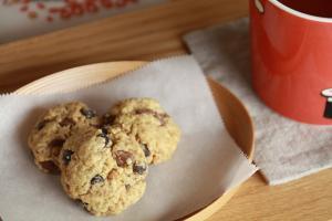 チョコクッキー。