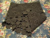 かぎ針編み-モチーフショール2