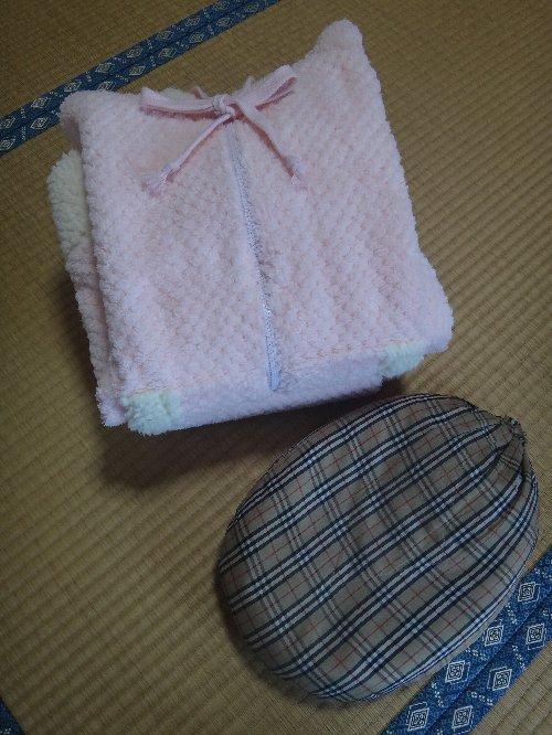 2014年1月2日パジャマと湯たんぽ 002