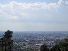 ローマの方角