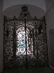 素敵な門扉