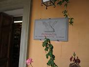 サン・ミニアート・アル・モンテ教会の薬局