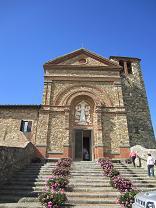 パンツァーノの教会