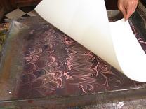 マーブル模様の作り方色々