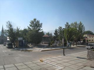 クリールの中央広場