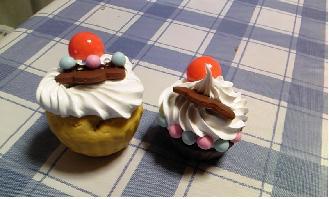 カップケーキとタルト2