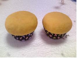 3カップケーキ