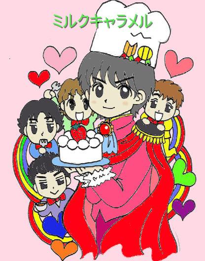 翔くんお誕生日2