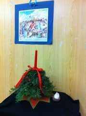 保育園のクリスマス