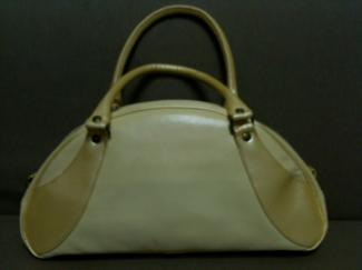 Gold bag 1
