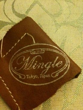 Mingle stamp