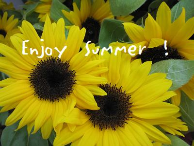 enjoy summer !