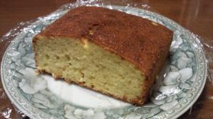 レモンのパウンドケーキ♪