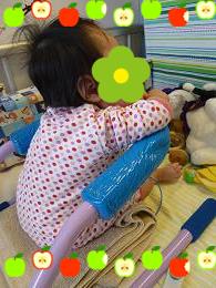 療育園でのリハビリ1