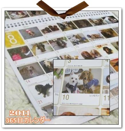 ~365日カレンダー~