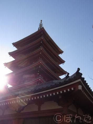 初詣_浅草寺4
