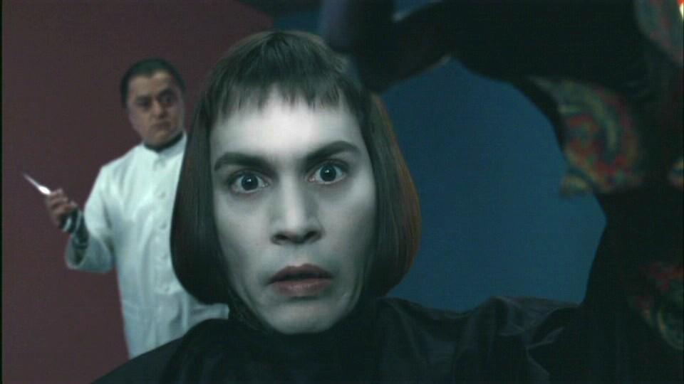 ウィリー・ウォンカ  ハリセン春菜の新しい髪型でネットが騒