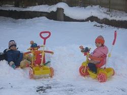 kaze lily 10年12月雪遊び 028