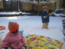kaze lily 10年12月雪遊び 023