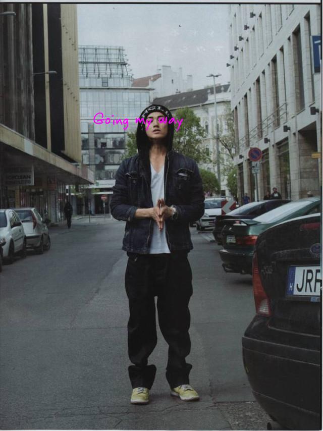 赤西仁 ファッションブログ