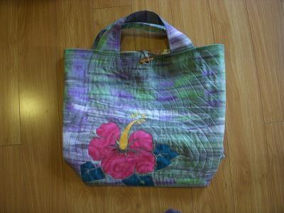 hawaian bag