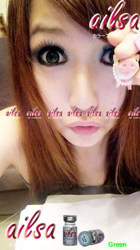 甜美人綠 (2)