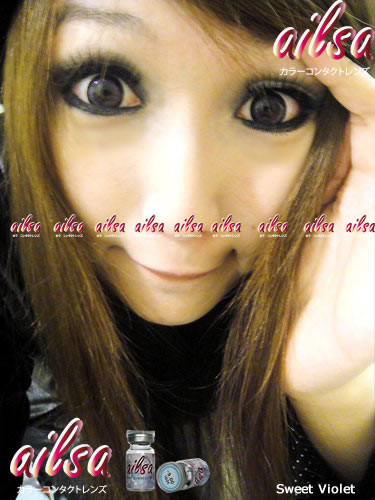 甜美人紫(1)