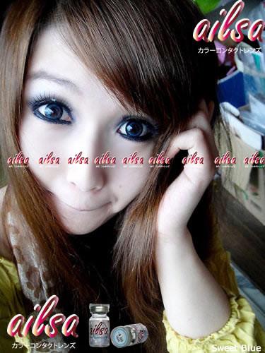 甜美人藍(1)