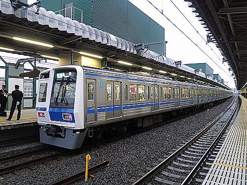 西武6107F・練馬