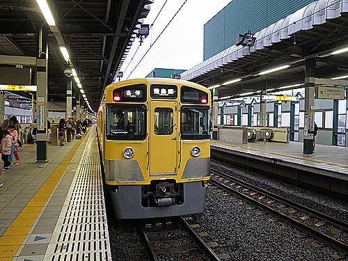 西武2604F・豊島線臨時運行3