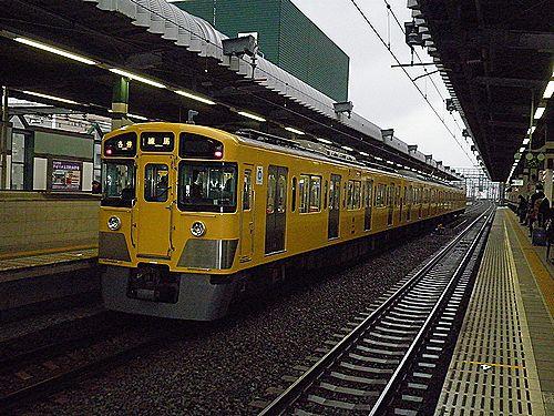 西武2604F・豊島線臨時運行1