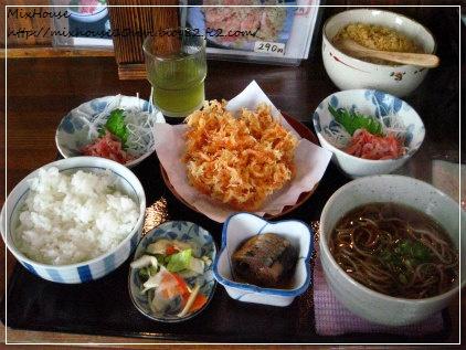 桜海老食事1