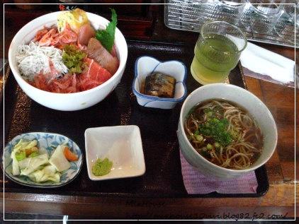 桜海老食事