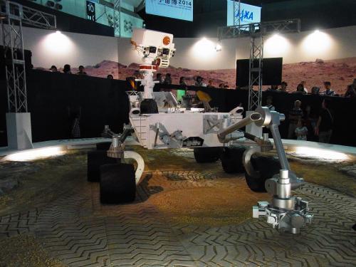 140914-308火星探査車(S)