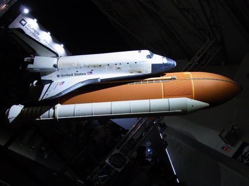 140914-306スペースシャトル模型(S)
