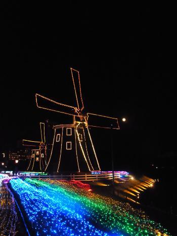 141107-330夜の風車2(S)