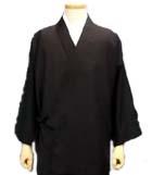 ウールの作務衣