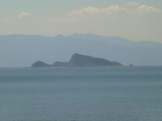 ダグリ岬付近