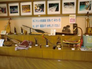 アジア太平洋用農村研修村民族館