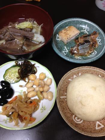 満腹ダイエット2週目~朝ごはん