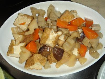 タニタ食堂レシピのアレンジ3