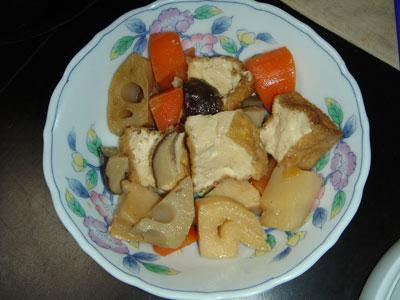 タニタ食堂レシピのアレンジ4