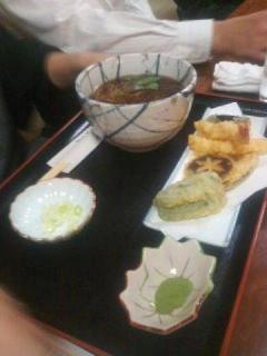 とも田の天ぷらそば