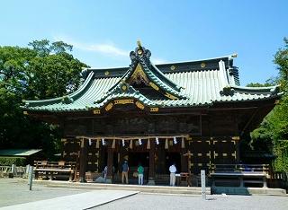 三嶋大社 三島市 観光