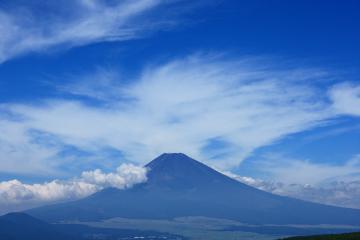 山中城跡 富士山 三島市