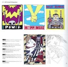 平成24年 三島 デザイナー 清水詔子 米 Rock Port 社 Manga Artists100人 観光協会