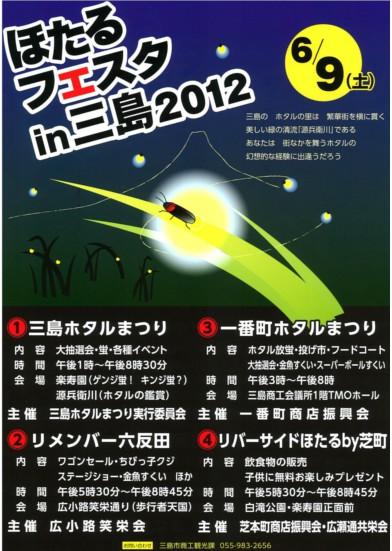 hotarufesta2012